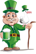 Saint Patrick's Day at Albatros Pub &amp Restaurant Toronto