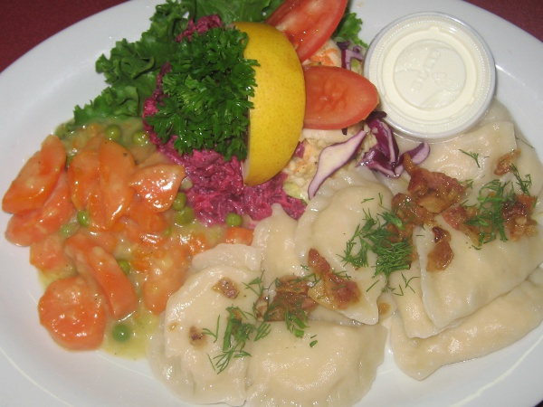 POLISH SPECIALTIES - HOMEMADE PIEROGIES