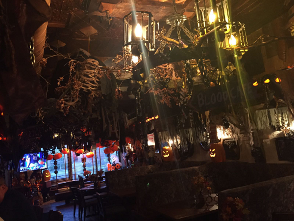 Halloween Party 2016 at Albatros Pub